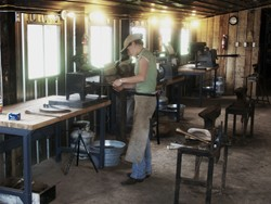 Forging Courses at Meredith Manor